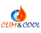 Clim & Cool Logo